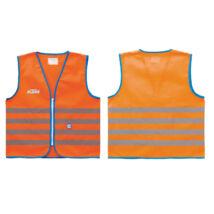 Ktm Mellény Savety Jacket Kid Jacket Orange