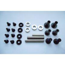 Kellys Szerviz készlet Eraser vázhoz - tengely, csavarok, alátétek...