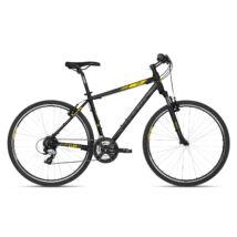 KELLYS Cliff 30 Cross kerékpár 2018 fekete sárga