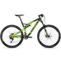 KELLYS TYKE 50 2018 férfi Fully Mountain Bike