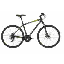 KELLYS Cliff 70 2020 férfi Cross kerékpár black green