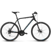 Kross Evado 4.0 2018 férfi Cross Kerékpár black-blue matte