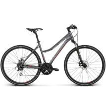 Kross Evado 4.0 2018 női Cross Kerékpár graphite-pink matte