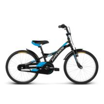 Kross Eli 2018 Gyerek Kerékpár black-blue-white glossy