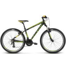 Kross Hexagon 2.0 26 2018 férfi Mountain Bike black-green-yellow matte
