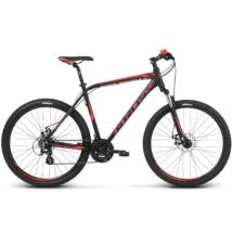 Kross Hexagon 3.0 27,5 2018 férfi Mountain Bike black-red-burgundy matte