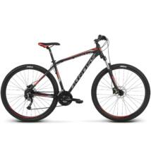 Kross Hexagon 6.0 29 2018 férfi Mountain Bike black-graphite-red matte