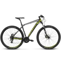 Kross Level 1.0 29 2018 férfi Mountain Bike black-lime-silver matte