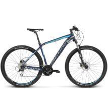 Kross Level 2.0 27,5 2018 férfi Mountain Bike navy blue-silver-blue glossy