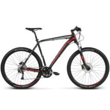 Kross Level 3.0 29 2018 férfi Mountain Bike black-red-silver matte