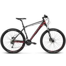 Kross Level 4.0 29 2018 férfi Mountain Bike black-red-white matte