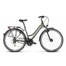 Kross Trans 3.0 2018 női Trekking Kerékpár brown-cream-silver matte