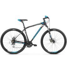 "Kross Hexagon 4.0 27,5"" 2019 férfi Mountain Bike black/blue-silver"