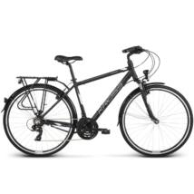 Kross Trans 1.0 2019 férfi Trekking Kerékpár black/white
