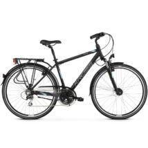 Kross Trans 3.0 2019 férfi Trekking Kerékpár black/blue-silver