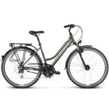 Kross Trans 3.0 2019 női Trekking Kerékpár brown/cream-silver