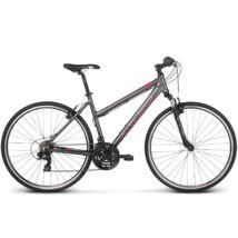 Kross EVADO 1.0 2020 női Cross Kerékpár graphite-raspberry matte
