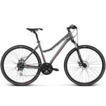 Kross EVADO 4.0 2020 férfi Cross Kerékpár graphite-red matte