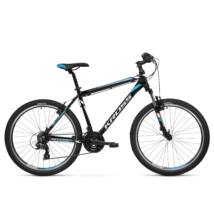 Kross HEXAGON 1.0 2020 férfi Mountain Bike black-white-blue glossy