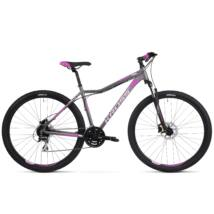 Kross LEA 5.0 2020 női Mountain Bike graphite-pink-violet matte