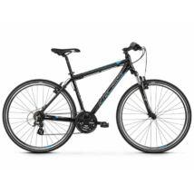Kross Evado 2.0 2021 férfi Cross Kerékpár fekete-kék