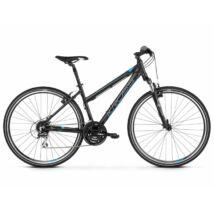 Kross Evado 3.0 2021 női Cross Kerékpár fekete-kék