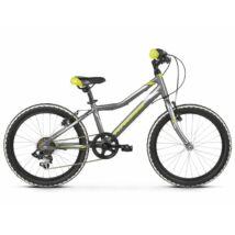 Kross Hexagon Mini 1.0 2021 Gyerek Kerékpár grafit-lime-ezüst