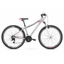 Kross Lea 2.0 27 2021 női Mountain Bike ezüst-fehér-pink