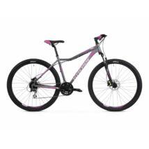 Kross Lea 5.0 27 2021 női Mountai Bike grafit-pink-lila
