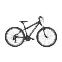 Kross Hexagon Zero 26 2021 férfi Mountain Bike fekete-grafit
