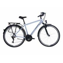Kross Trans 1.0 2021 férfi Trekking Kerékpár szürke-fekete