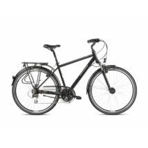 Kross Trans 3.0 2021 férfi Trekking Kerékpár fekete-szürke