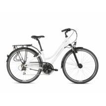 Kross Trans 3.0 2021 női Trekking Kerékpár fehér-szürke
