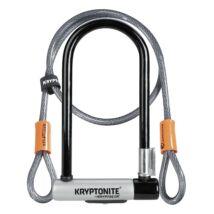 Kryptonite Kryptolok STD U-lakat + hurokkábel
