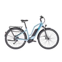 Lapierre Overvolt Trekking 600 W Semi-Int 400Wh 2019 női E-bike