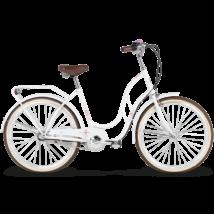 Le Grand Madison 2 2018 női Classic Kerékpár white glossy