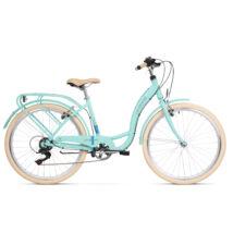 Le Grand LILLE 1 2020 női City Kerékpár blue-celadon