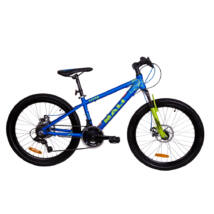 """Mali Kudos 24"""" kék 2018 Gyerek Kerékpár"""