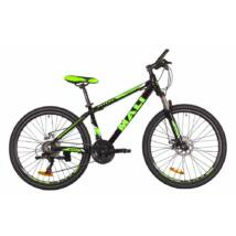 """Mali Piton 26"""" fekete / zöld 2018 férfi Mountain Bike"""