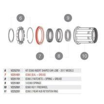 Mavic Kit Id360 Seal + Grease
