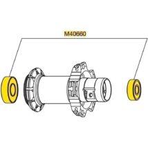 MAVIC REAR HUB 608+6001 BEARINGS