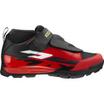 MAVIC Cipő DEEMAX ELITE TRETRY BLACK/FIERY RED/BLACK