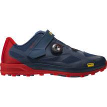 MAVIC Cipő XA PRO MAJOLICA BLUE/MAJOLICA BLUE/FIERY RED