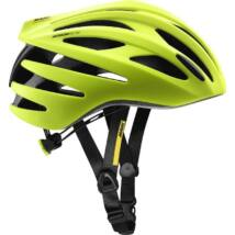 Mavic Fejvédő Aksium Elite Safety Yellow/Black
