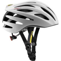 MAVIC Fejvédő AKSIUM ELITE WHITE/BLACK