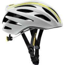 Mavic Fejvédő Aksium Elite W White/Colza Yellow