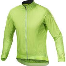 Mavic Kabát Essential Wind Lime Green
