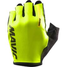 Mavic Kesztyű Cosmic Safety Yellow