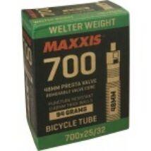Maxxis Gumitömlő 700x18/25c , 27x7/8-1 Fv 60