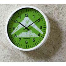 MERIDA Fali óra zöld 32 cm